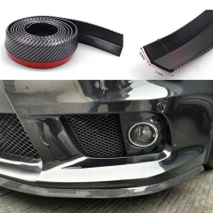 Hot Products Quality Supplier Rubber Bumper Strip 2.5m Vehicle Front Bumper Lip