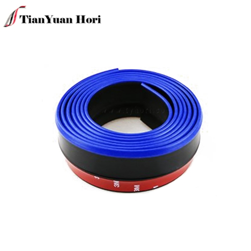 Hot Selling Universal Fit Waterproof Car Chin Splitter Skirt Trim Protector Front Bumper Rubber Lip