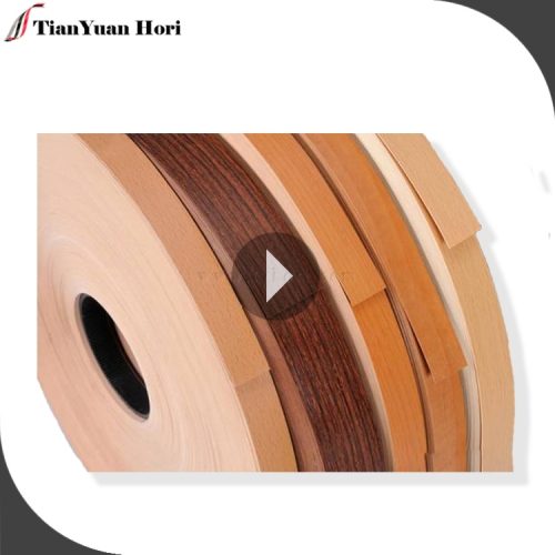New products on china market edge banding home depot high quality pvc flexible wood grain edge banding