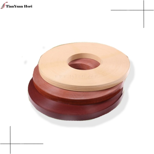 Direct from china factory pvc cabinet edge trim banding home depot wood grain edge tape banding