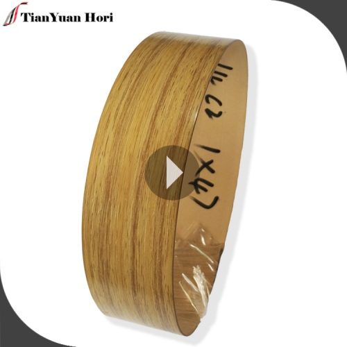 2018 hot selling products cutting edge band plastic laminate edge trim banding edge banding tape