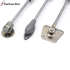 2018 September tradeshow hot sell hardware accessories soft opening lift gas spring for kitchen cabinet
