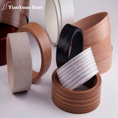 china supplier cabinet wooden decorative pvc edge bands mdf edging