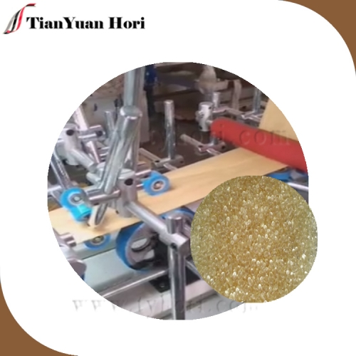 Hot melt glue suppliers wholesale eva hot melt adhesive pellets For profile wrapping machine