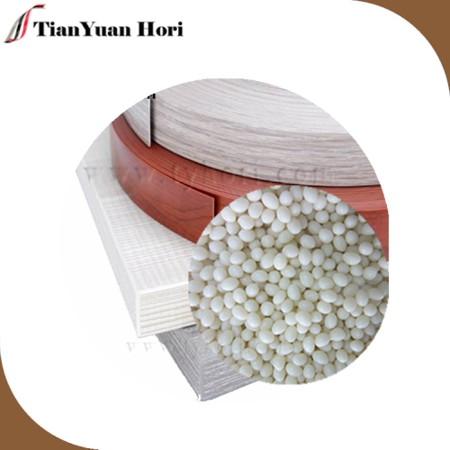 Factory direct selling Woodworking glue Adhesive eva edge banding glue pellets For wood furniture